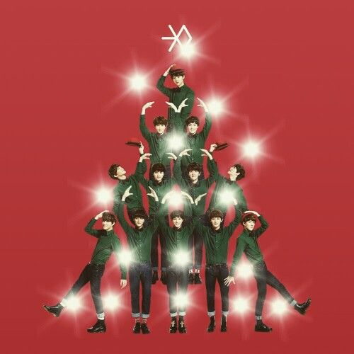 【KPOP】2018最新圣诞金曲出炉啦!还不快update你的歌单,让偶像美妙的歌声陪你过圣诞~