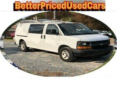 Ebay Advertisement 2005 Chevrolet Express 2500 3dr Van 2005