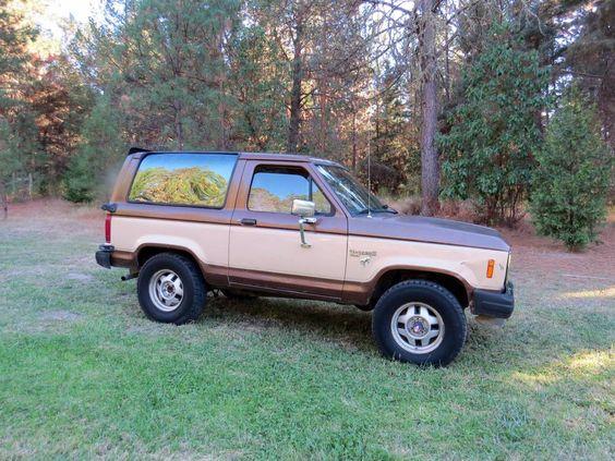 1985 Ford Bronco ii $1395