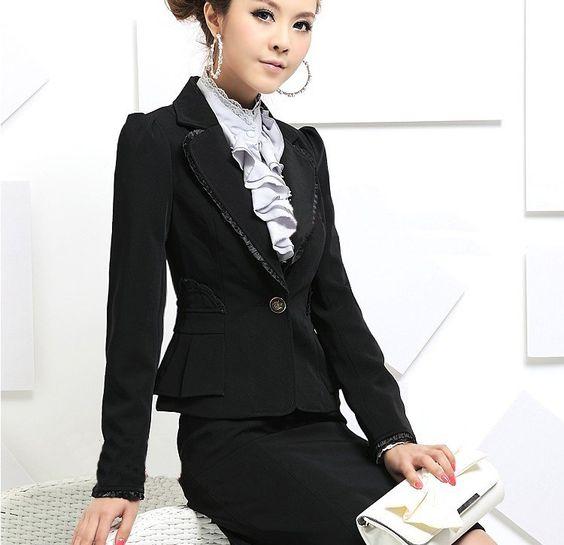 Business women, The o'jays and Women blazer on Pinterest