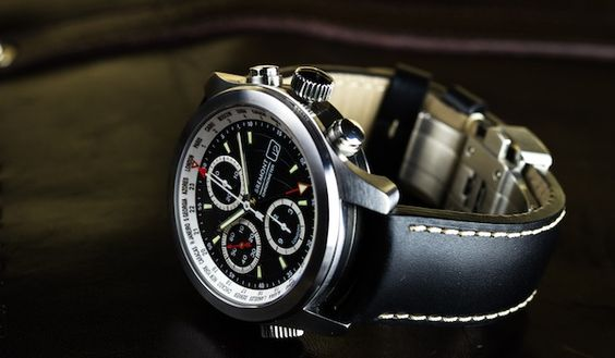 Bremont ALT1 WT World Timer Watch Review
