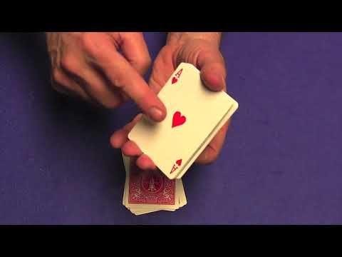 Learn An Easy Card Trick Youtube Easy Card Tricks Simple Cards Card Tricks