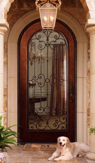 Tuscan Exterior Door Closeout Ambella Home Doors