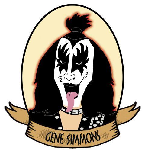 GENE SIMMONS