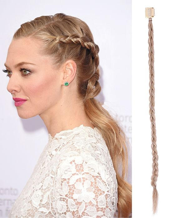 8 Party Tricks Every Woman Should Know - Slip on a Braid from #InStyle