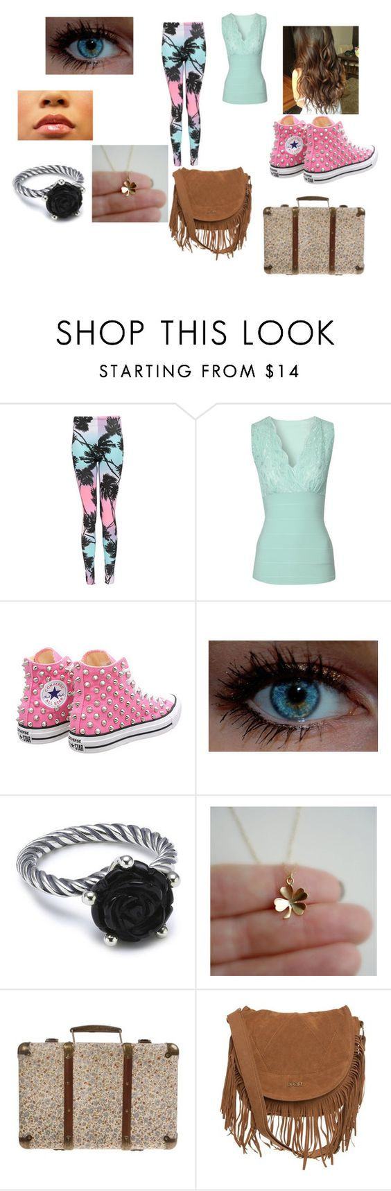 """""""Anastasia #1"""" by dancewithoutyou1999 ❤ liked on Polyvore featuring Boohoo, Jane Norman, Converse, Rip Curl, women's clothing, women, female, woman, misses and juniors"""