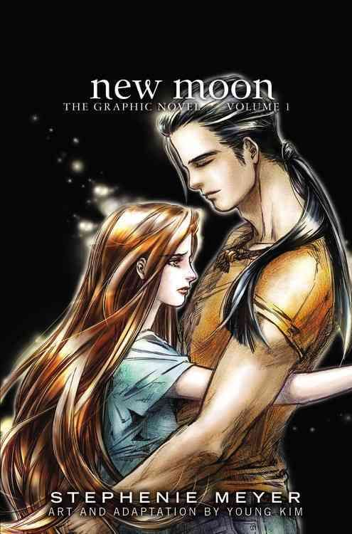 Twilight Saga New Moon: The Graphic Novel