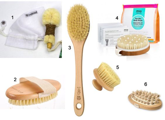 6 Best Dry Body Brushes to try!