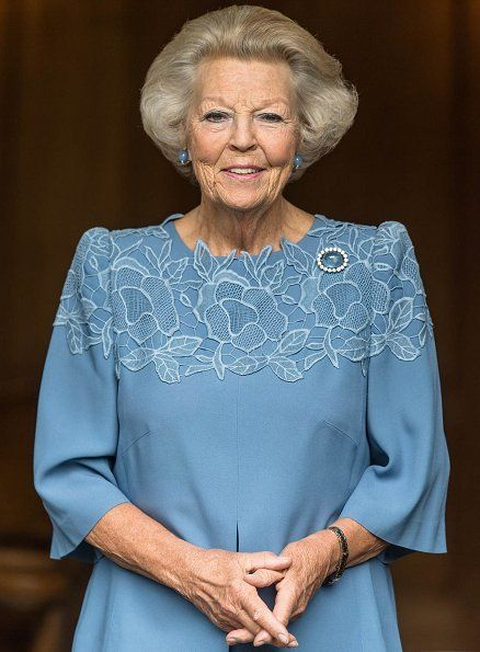 Princess Beatrix of the Netherlands celebrates her 80th birthday