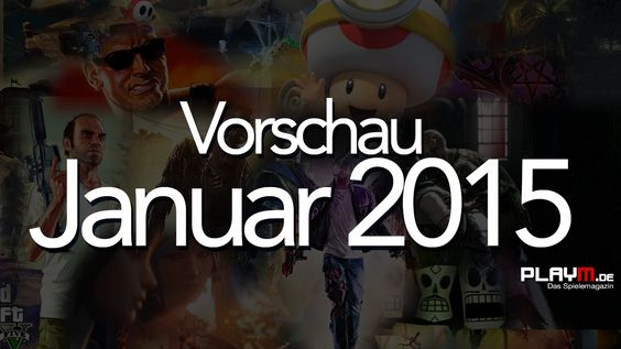 Spielevorschau Januar 2015 | GTA 5 für PC, Ravens Cry, Dying Light