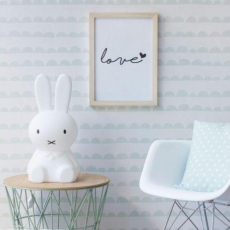 Moon wallpaper menta