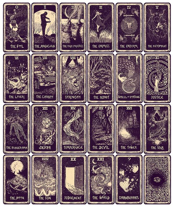 "The 22 Major Arcana Tarot Cards and the 23rd ""Mystery"" Card #MediumMaria"