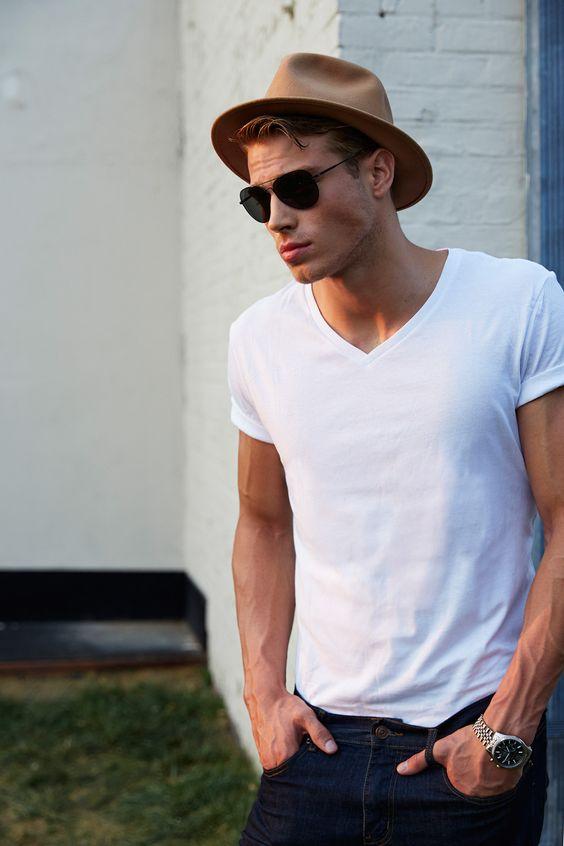 Male Model HQ — masatonyc: model: Matthew Noszka, Wilhelmina...