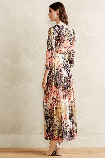 Equinox Pleated Maxi Dress - anthropologie.com 2014  2000 - 2019 ...