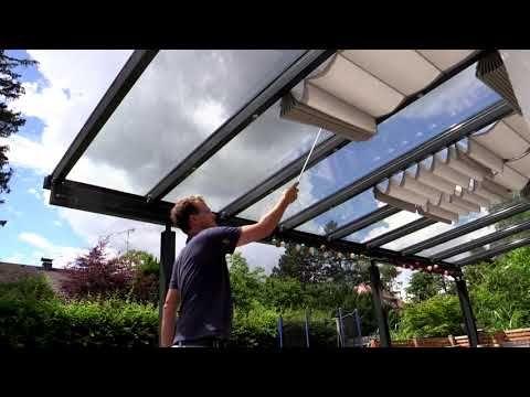 Sonnenschutz Terrassendach Gunstig Zum Selber Machen