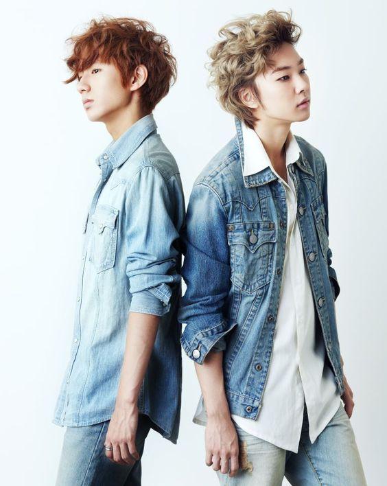 min woo & jeong min - Boyfriend - Vogue Girl Magazine
