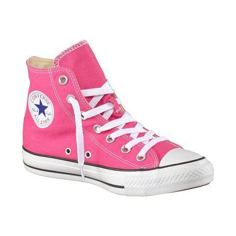 Converse Chuck Taylor All Star Core chaussures en toile femme - Rose- Vue 1