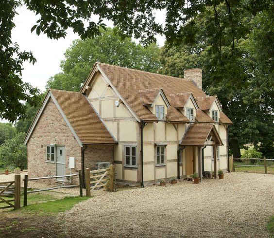 Border Oak Homes In England Via Http://thepapermulberry