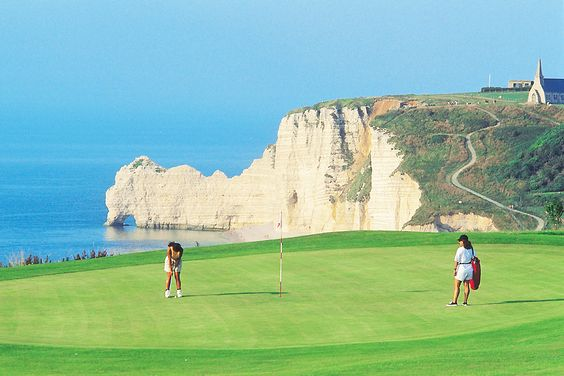 A French Golfing Holiday