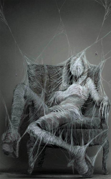 freaky web