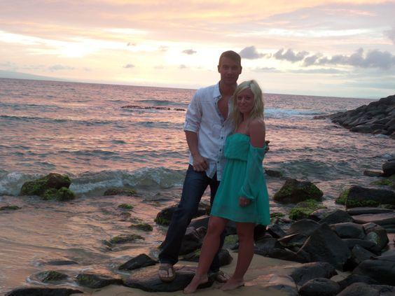 Hawaii Engagement Photos 2014