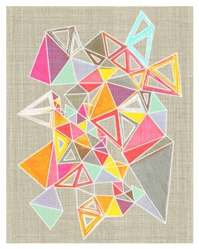 a thing for triangles