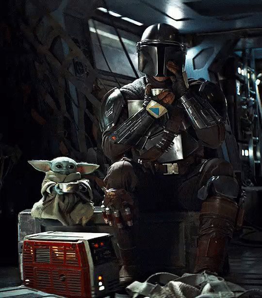 Mando S Baby On Twitter Thechild And Themandalorian I Really Love These Two In 2020 Star Wars Fandom Star Wars Pictures Star Wars Humor