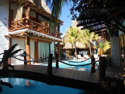 Casa de la Tortugas, Hotel en Holbox