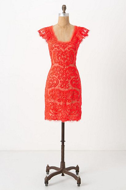 Sunblaze Lace Dress #anthropologie