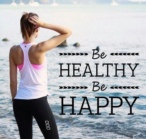 healthy, fitness, and happy image