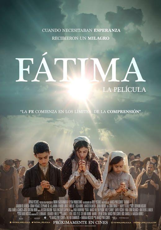 Fátima La Película 2020 Tt2197936 Esp Peliculas En Cartelera Peliculas Ver Peliculas Online