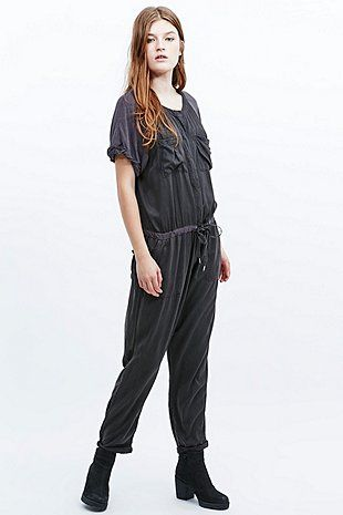 """Free People – Overall """"Utility"""" in Grau"""