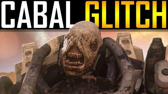 Destiny - Brutal Cabal Glitch!