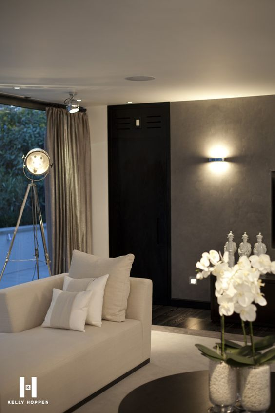 Kelly hoppen for regal homes circus road - Kelly hoppen living room interiors ...