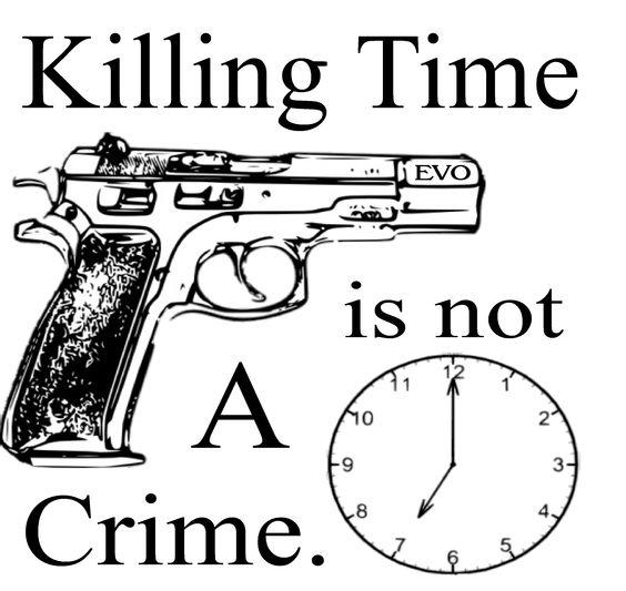 Killing Time design