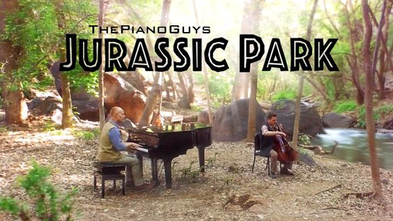 The Piano Guys revisitent les musiques de film au piano et violoncelle