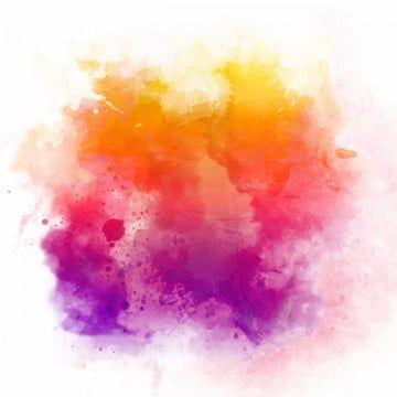 Paint Brush Vector Png Brush Watercolor Brush Png Transparent Clipart Image And Psd File For Free Download Akvarelnyj Fon Cvetnoj Poroshok Kruglyj Dizajn