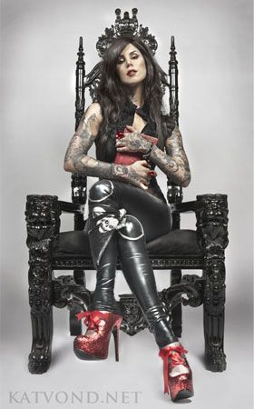 Kat Von D : Gallery : Kat Images