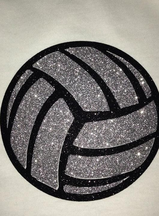 Pin On My Collections Volleyball Wallpaper Glitter Vinyl Volleyball Shirts