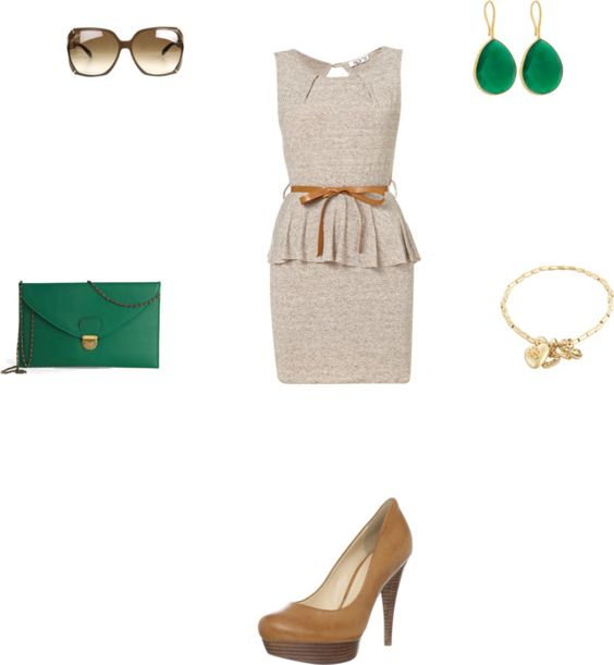"""business chic"" by vanessa-bohlmann ❤ liked on Polyvore"