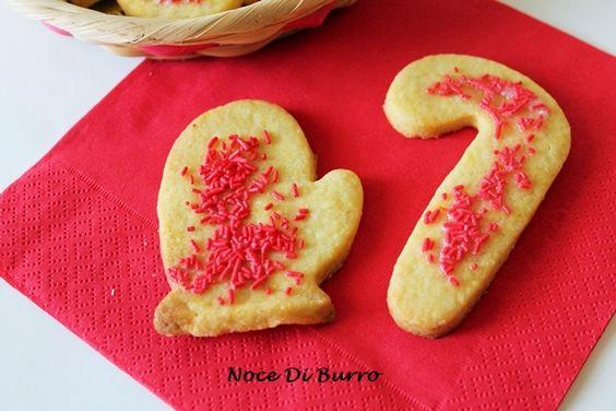 Biscotti natalizi per bambini, ricetta Noce Di Burro