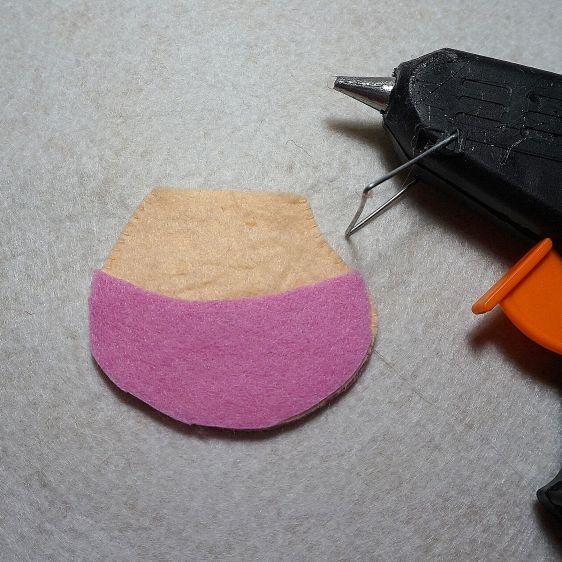 Keçe Bebek Yapılışı http://mimuu.com/kece-bebek-yapilisi/