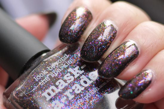 piCture pOlish Mask-a-rade swatched by Evonnz!