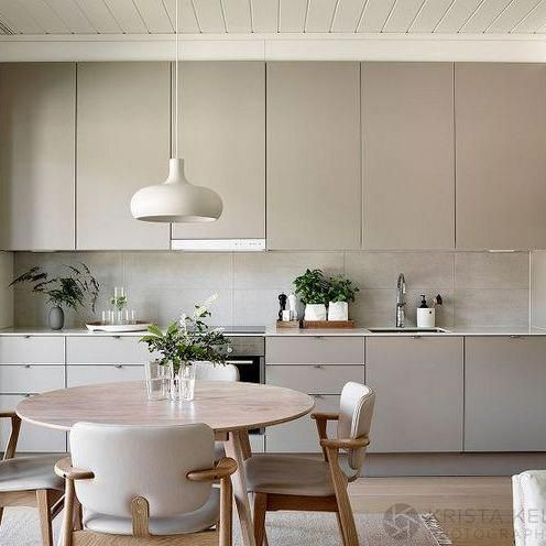 42 The True Meaning Of Five Keys To Scandinavian Kitchen Design