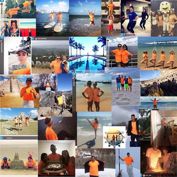 Thanks so much to everyone who submitted pics for our #BCSpringBreak contest!