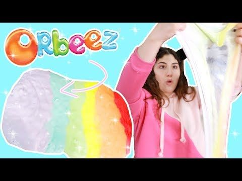 Orbeez Project Fun Crafts Water Beads Crafts