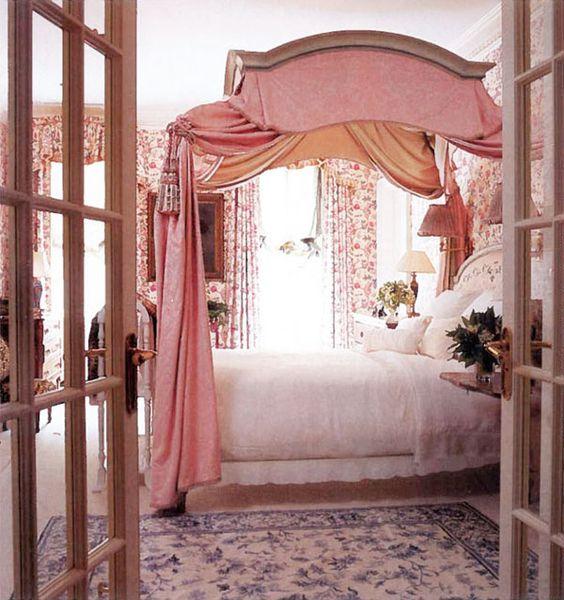 Las camas de princesa que tanto me gustan