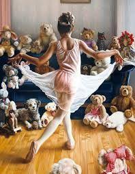 Resultado de imagem para livros de Ballet