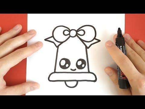 How To Draw A Christmas Present Cute And Easy Youtube Easy Christmas Drawings Easy Drawings Christmas Drawings For Kids