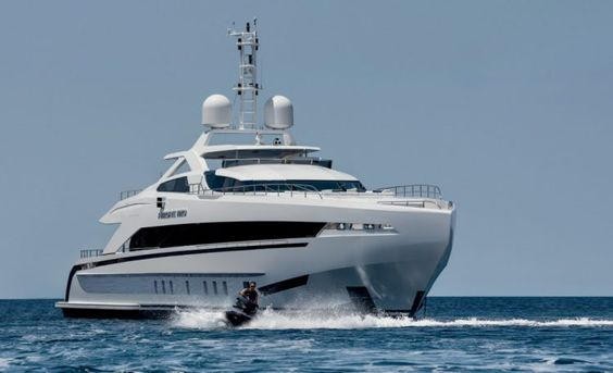 Amore Mio: The Largest and Most Powerful Sports Yacht